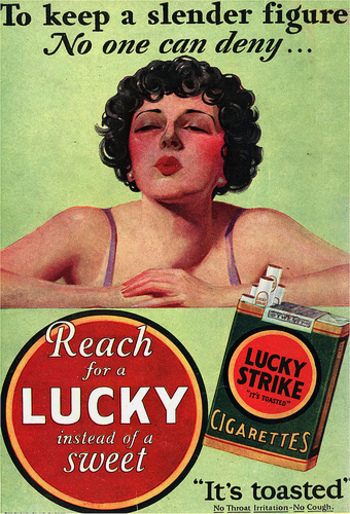 Fad diet 1925