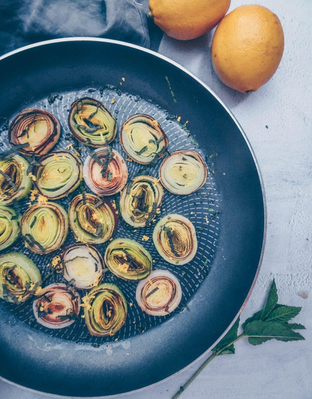 Potato and leek ingredients 6