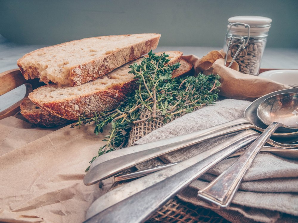 Red lentil and kale soup-9