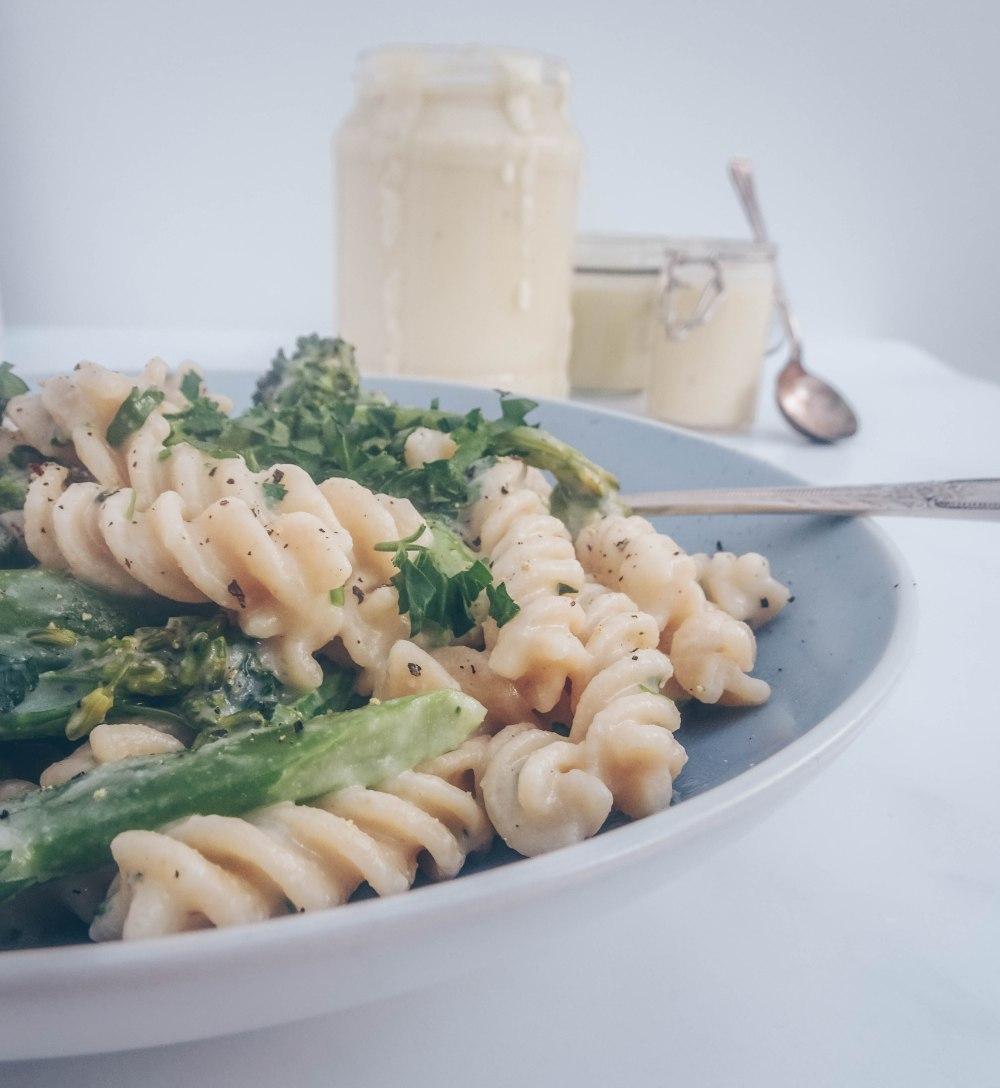 Creamy cauliflower sauce-17